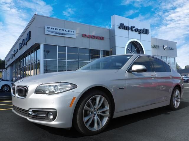 Used Cars Knoxville Tn >> 2016 Bmw 5 Series 535i