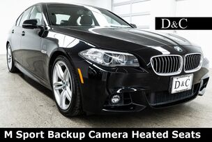 2016 BMW 5 Series 535i M Sport Backup Camera Heated Seats