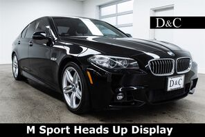 2016_BMW_5 Series_535i M Sport Heads Up Display_ Portland OR