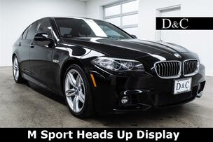 2016 BMW 5 Series 535i M Sport Heads Up Display