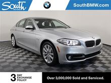 2016_BMW_5 Series_535i_ Miami FL