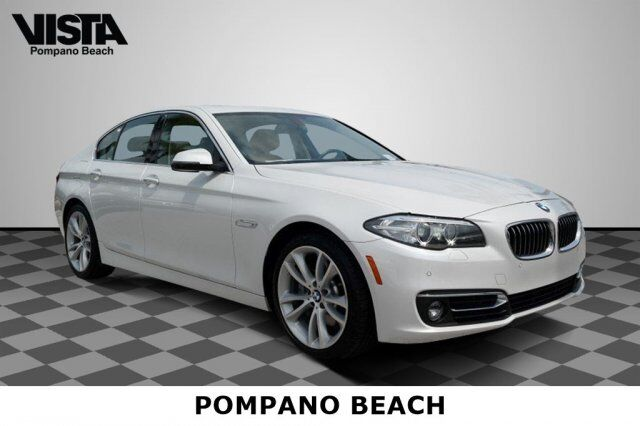 2016 BMW 5 Series 535i Pompano Beach FL