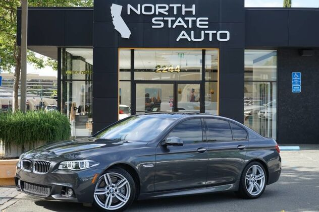 2016_BMW_5 Series_535i_ Walnut Creek CA