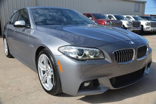 2016 BMW 5 Series 535i Wylie TX