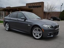 BMW 5 Series 535i xDrive/AWD/Blind Spot Monitors/Lane Departure/M Sport Pkg/Lux-Multi Contour Seats/360 Cams/Drivers Assistance Plus Pkg/Cold Wthr Pkg/Lux Seating Pkg/$73945 MSRP! 2016