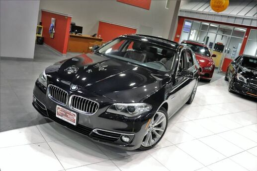 2016 BMW 5 Series 535i xDrive Cold Weather Premium Package Luxury Line Backup Camera Park Distance Control 1 Owner Springfield NJ
