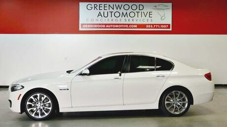 2016 BMW 5 Series 535i xDrive Greenwood Village CO