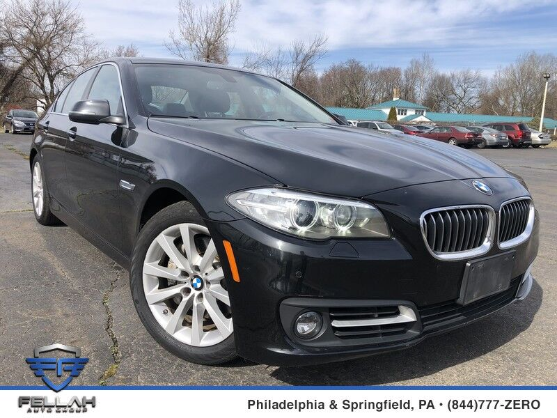 2016 BMW 5 Series 535i xDrive Philadelphia PA