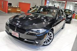 BMW 5 Series 535i xDrive Premium Cold Weather Package 19 inch Wheels Sunroof 1 Owner Springfield NJ