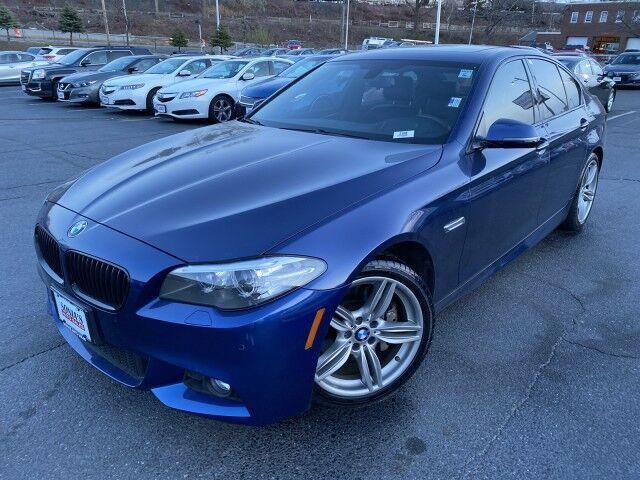 2016 BMW 5 Series 535i xDrive Worcester MA