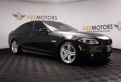 2016_BMW_5 Series_550i M Sport,HUD,Blind Spot,Nav,Ac/Heated Seats_ Houston TX