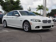 2016 BMW 5 Series 550i Miami Lakes FL