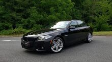 2016_BMW_5 Series_550i xDrive M-SPORT / NAV / COLD WEATHER / SUNROOF / CAMERA_ Charlotte NC