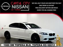 2016_BMW_5 Series_550i xDrive_ Topeka KS
