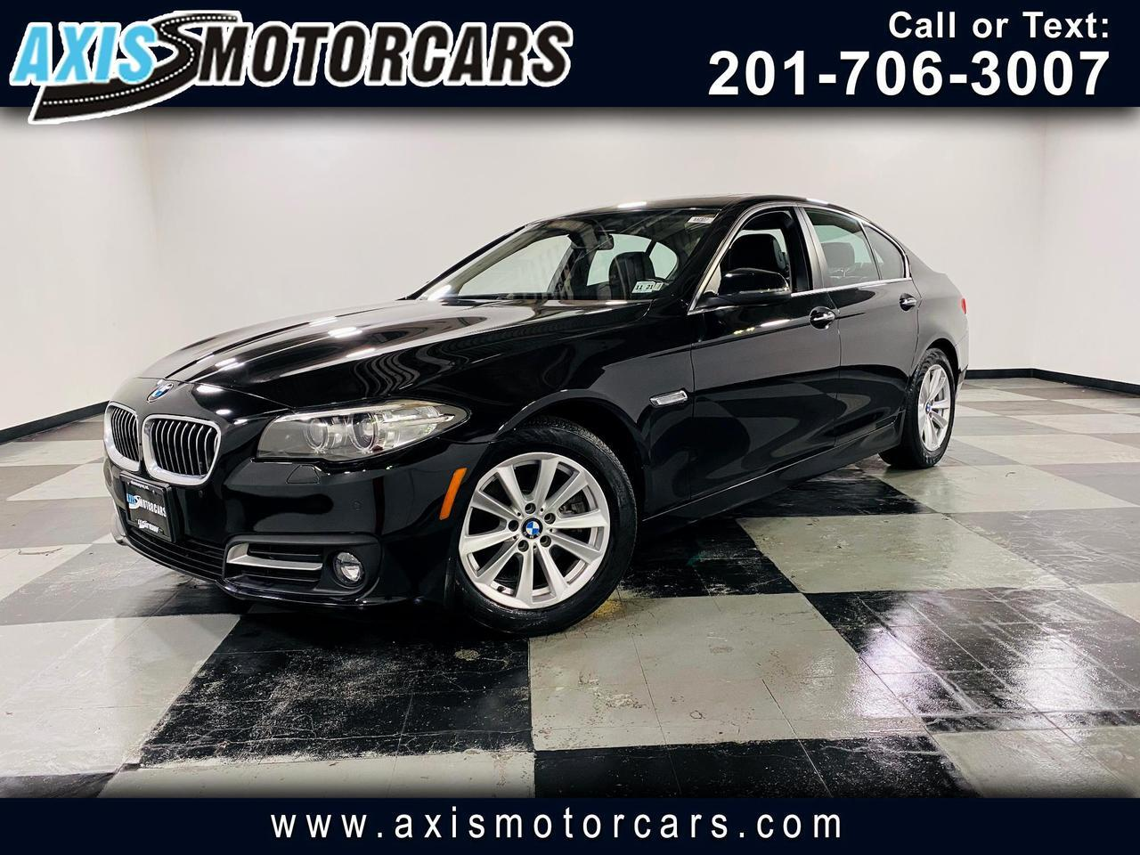 2016 BMW 528i 4dr Sdn 528i xDrive AWD Jersey City NJ