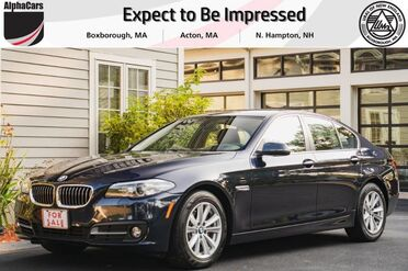 2016_BMW_528i_xDrive_ Boxborough MA