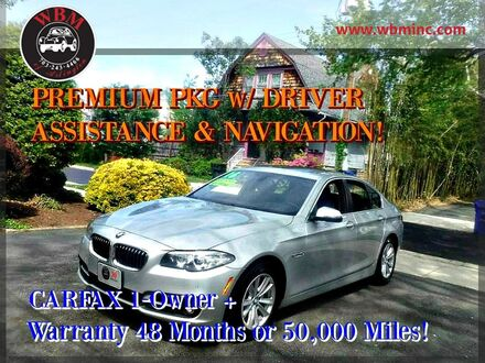 2016_BMW_528i xDrive_Sedan_ Arlington VA