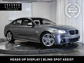 2016 BMW 535d Diesel M Sport Head-Up Display Blind Spot Asst Nav