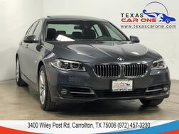 2016_BMW_535i_DRIVER ASSIST PKG NAVIGATION HEADUP DISPLAY SUNROOF LEATHER KEYL_ Carrollton TX