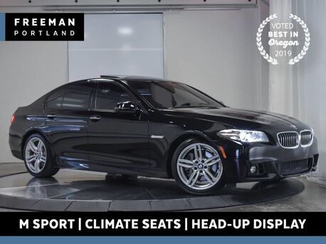 2016_BMW_535i_M Sport 14k Miles Head-Up Display Climate Seats_ Portland OR