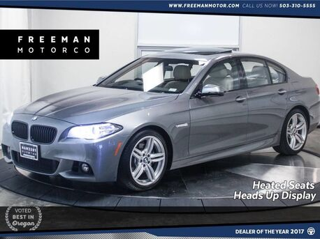 2016_BMW_535i_M Sport Head-Up Display Htd Seats Back-Up Cam_ Portland OR
