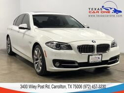 2016_BMW_535i_PREMIUM PKG NAVIGATION SUNROOF LEATHER HEATED SEATS REAR CAMERA_ Carrollton TX