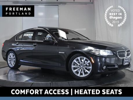 2016_BMW_535i_xDrive Nav Htd Seats Back-Up Cam Comfort Access_ Portland OR