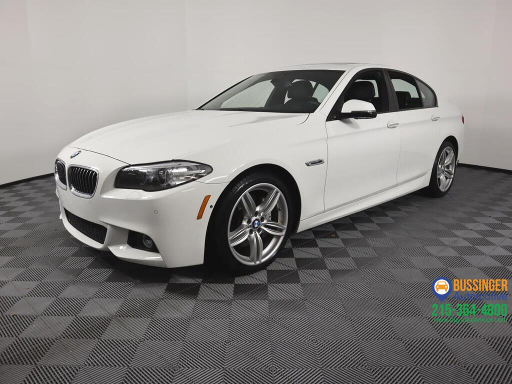 2016 BMW 535xi - All Wheel Drive Feasterville PA