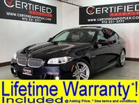BMW 550i XDRIVE M SPORT DRIVER ASSIST PLUS NAVIGATION SUNROOF HEADSUP DISPLAY BLIND 2016