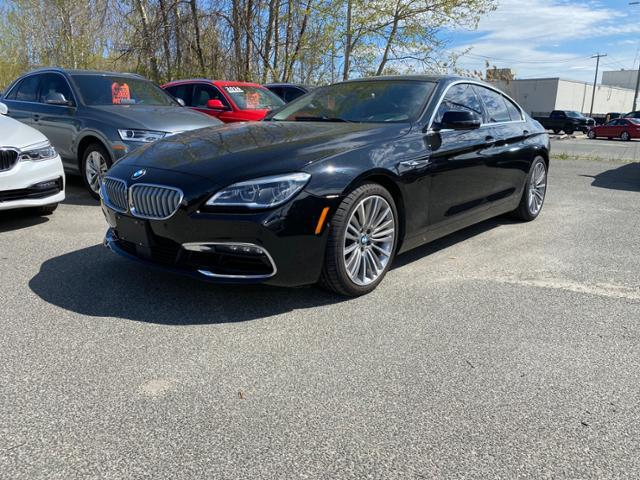 2016 BMW 6 Series 4dr Sdn 650i xDrive AWD Gran Coupe Pittsfield MA
