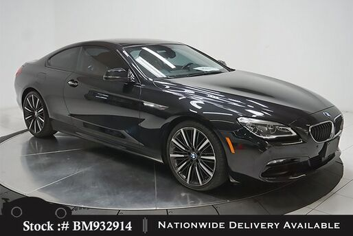 2016_BMW_6 Series_640i EXECUTIVE,NAV,CAM,SUNROOF,CLMT STS,$85K MSRP_ Plano TX