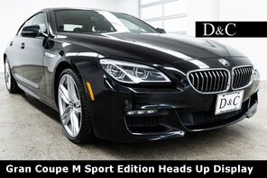 2016_BMW_6 Series_640i Gran Coupe M Sport Edition Heads Up Display_ Portland OR