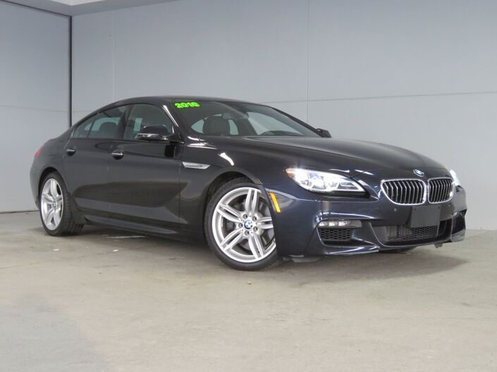 2016 BMW 6 Series 640i xDrive Gran Coupe Merriam KS