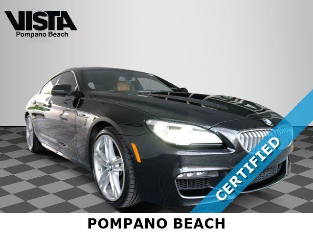 2016 BMW 6 Series 650i Coconut Creek FL