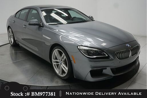 2016_BMW_6 Series_650i Gran Coupe M SPORT EDITION,DRVR AST+,HEADS UP_ Plano TX