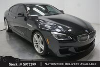 BMW 6 Series 650i Gran Coupe M SPORT EDITION,DRVR AST+,HEADS UP 2016