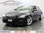 2016 BMW 6 Series 650i Gran Coupe M-sport Package