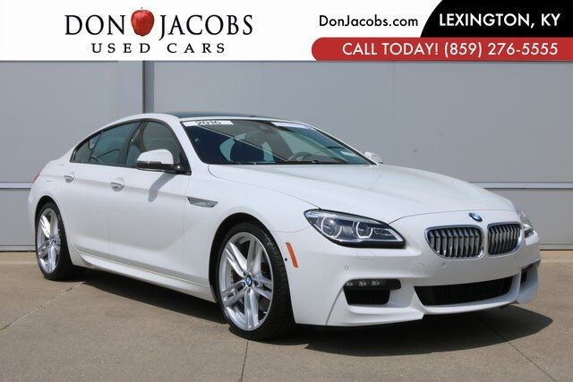 2016 BMW 6 Series 650i xDrive Gran Coupe Lexington KY