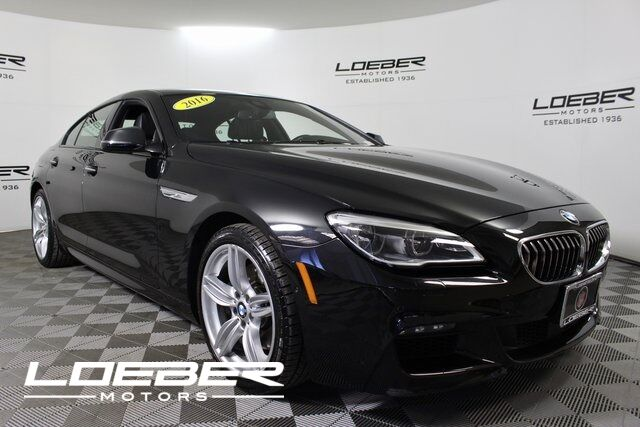 2016 BMW 6 Series 650i xDrive Gran Coupe Chicago IL