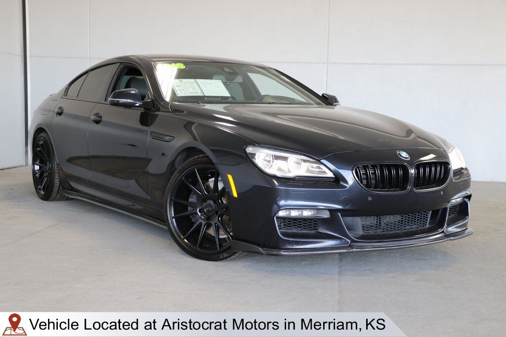 2016 BMW 6 Series 650i xDrive Gran Coupe Merriam KS