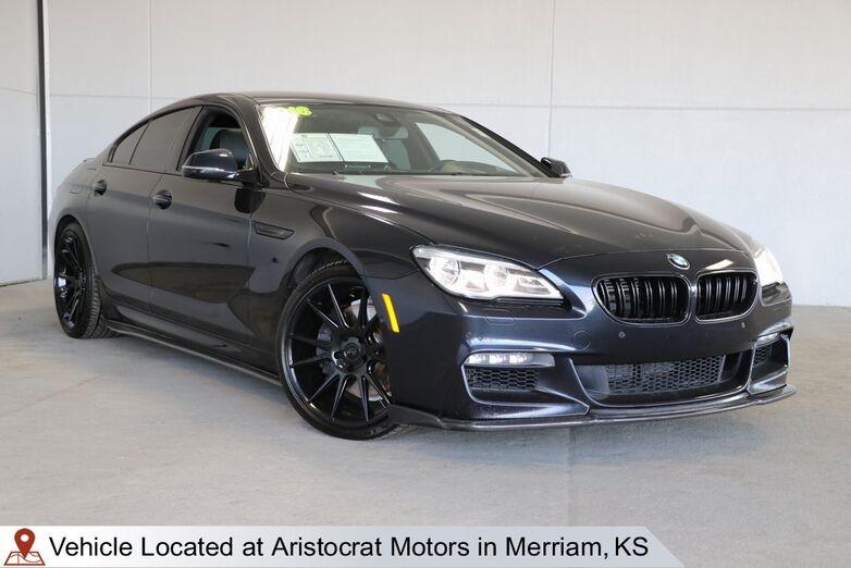 2016 BMW 6 Series 650i xDrive Gran Coupe Merriam KS