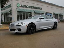 2016_BMW_6-Series Gran Coupe_650i NAV, $105K MSRP, SPORT PKG, EXECUTIVE PKG, DRIVER ASST PLUS, COLD WTHR PKG, HTD/COOLED STS, HUD_ Plano TX