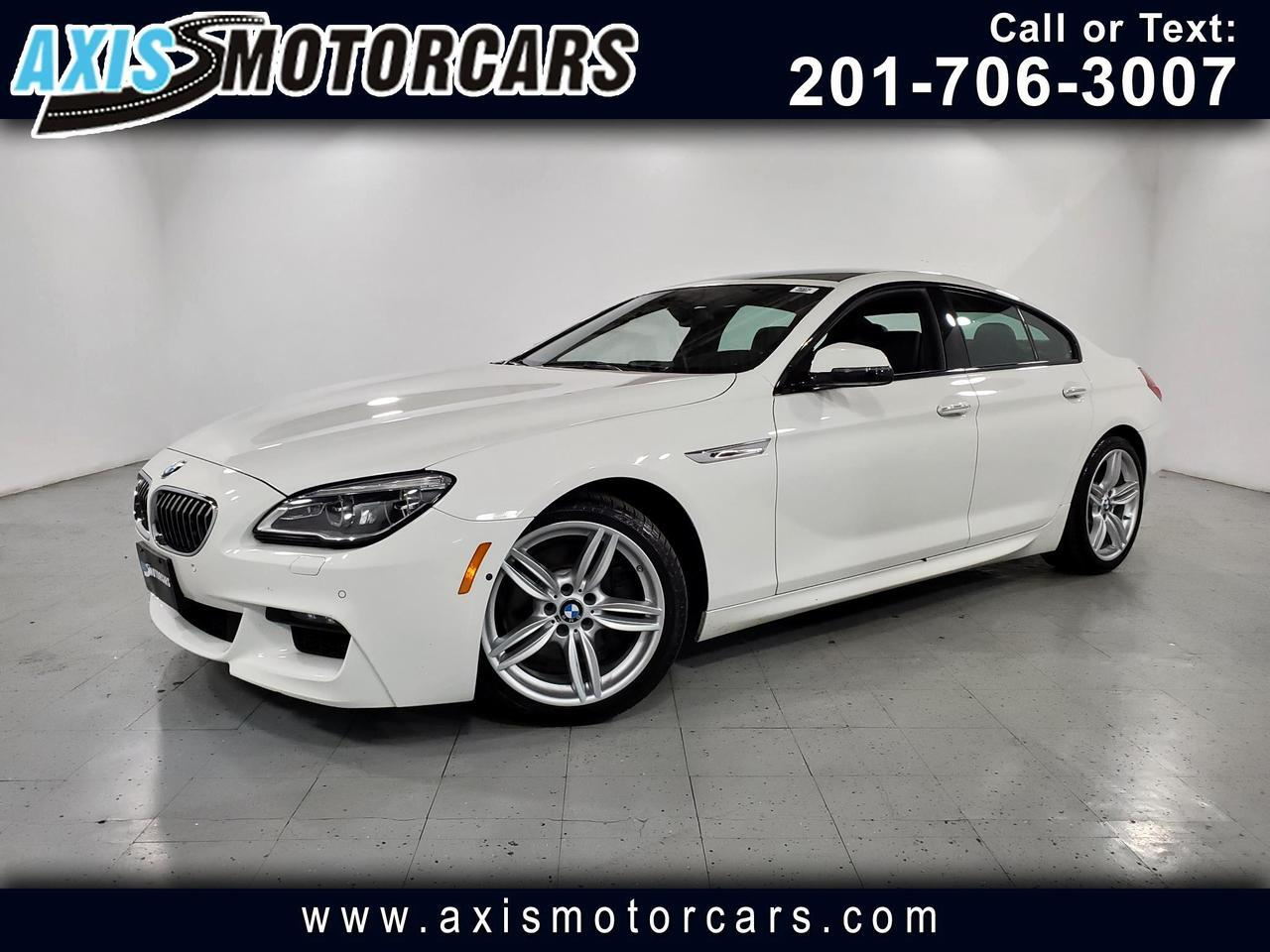 2016 BMW 640i Gran Coupe 4dr Sdn 640i xDrive AWD Gran Coupe Jersey City NJ