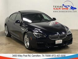 2016_BMW_650i xDrive Gran Coupe_AWD M SPORT DRIVER ASSIST PKG NAVIGATION HEADUP DISPLAY HARMAN KARODN_ Carrollton TX