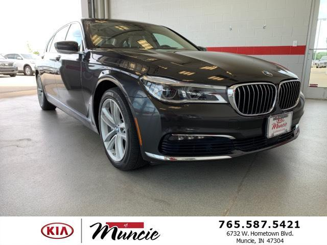 2016 BMW 7 Series 4dr Sdn 750i xDrive AWD Muncie IN