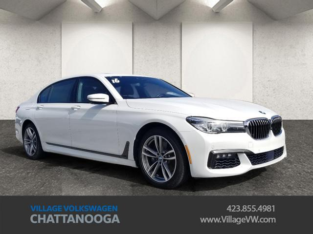 2016 BMW 7 Series 740i Chattanooga TN