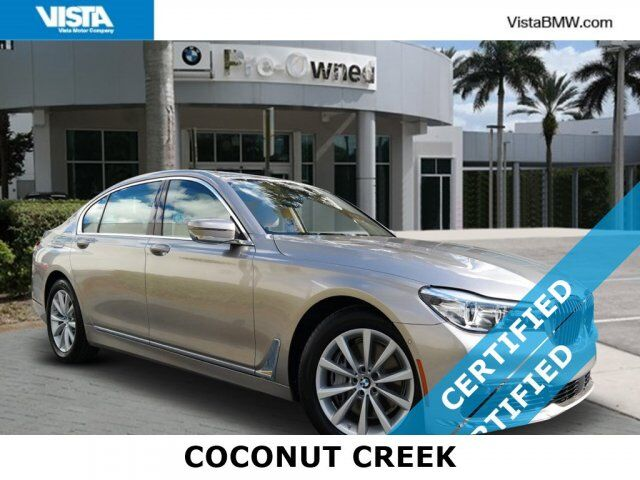 2016 BMW 7 Series 740i Coconut Creek FL