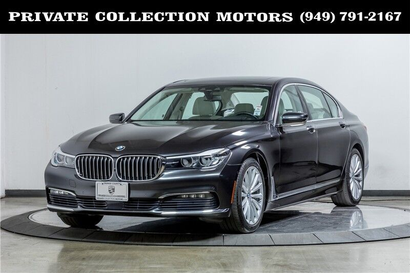 2016_BMW_7 Series_740i_ Costa Mesa CA