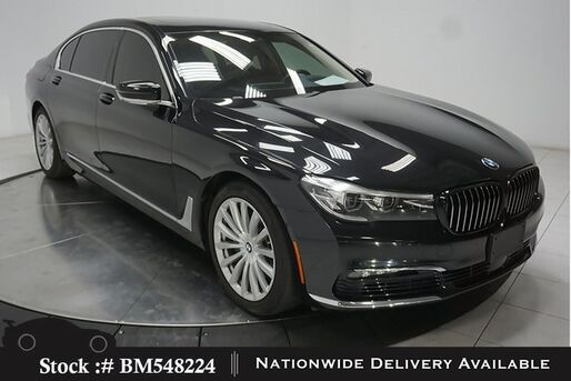 2016_BMW_7 Series_740i DRVR ASST PLUS,EXECUTIVE,BLIND SPOT,HEADS UP_ Plano TX