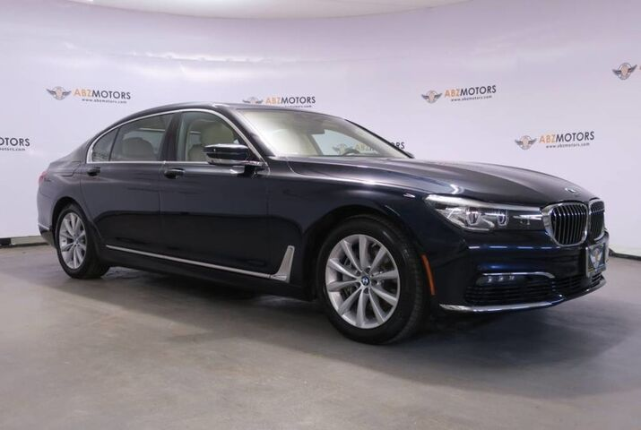 2016 BMW 7 Series 740i Houston TX